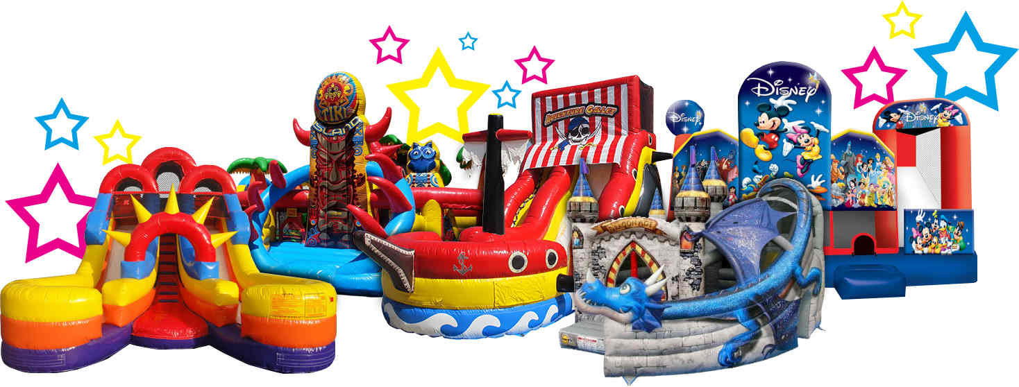 bounce house rental products