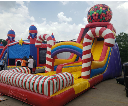 bounce house party rental
